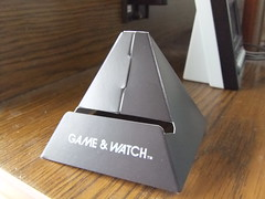 GAME & WATCH BALL Stand
