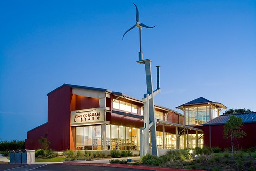 John Igo Branch Library, San Antonio, TX