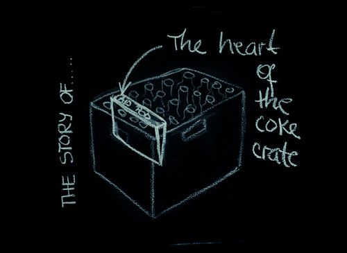 Heart of the crate