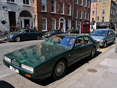 Aston Martin Lagonda (turgidson) Tags: city ireland dublin classic car studio lens four lumix big raw place martin g kitlens panasonic developer micro pro ely g1 parked kit asph aston astonmartin dmc mega thirds converter lagonda ois vario m43 silkypix 1445mm f3556 2bn astonmartinlagonda 50club elyplace 41300 microfourthirds panasoniclumixdmcg1 panasonicg1 panasoniclumixgvario1445mmf3556asphois hfs014045 silkypixdeveloperstudiopro41300 p1120752