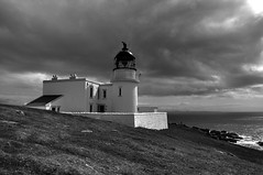 (herman van hulzen) Tags: uk sea sky lighthouse clouds scotland culkein hispics theminch mywinners northernscotland pointofstoer raffin hermanvanhulzen