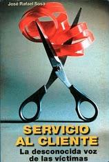 Servicio al Cliente. Libro de JR Sosa