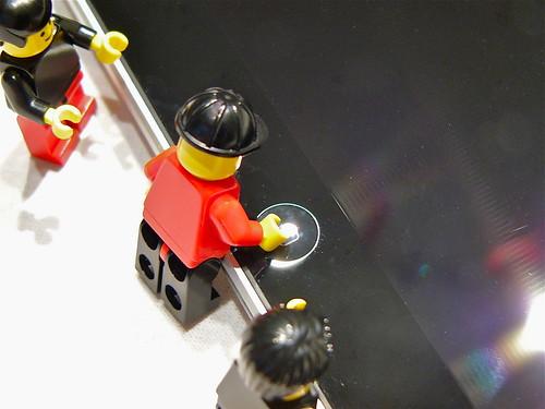 iPad Unbox, Lego Style