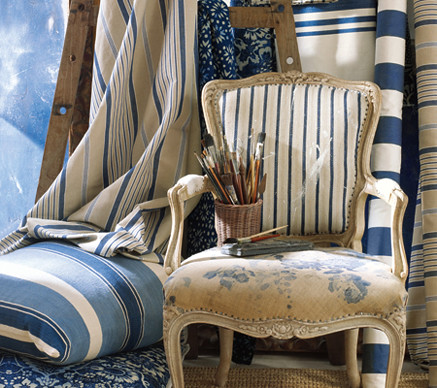 Ralph Lauren Blue and White