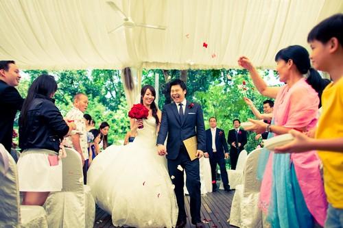Raymond Phang Photography - Actual Day Wedding Photographer