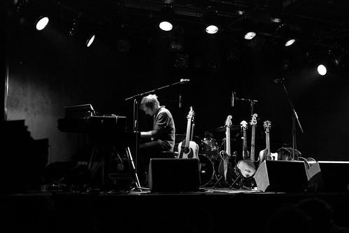 Nils Frahm @ Ekko, Utrecht