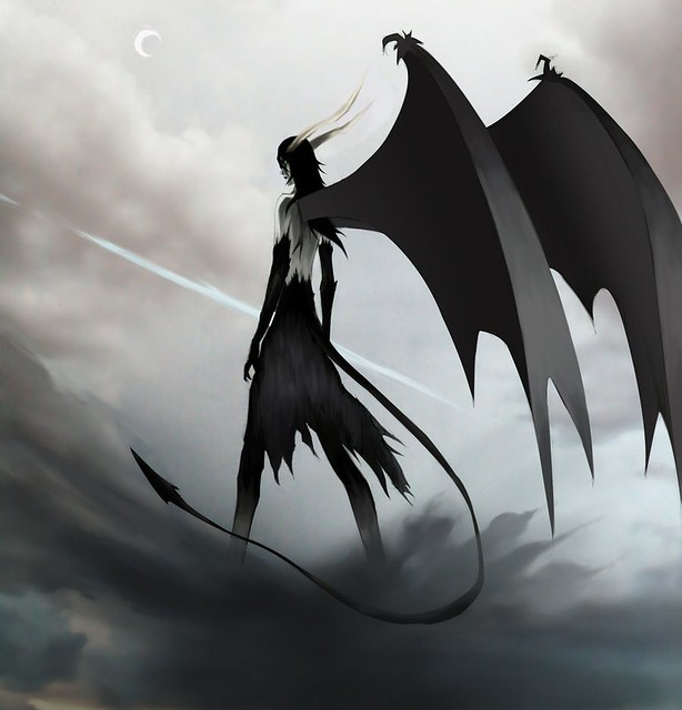 ulquiorra anime wallpaper