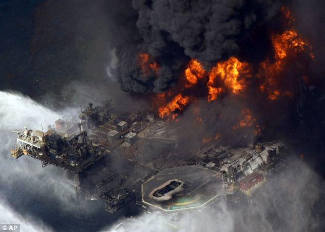 oil rig explosion 2