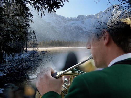 The image of Austria - mountains or traditions and music?