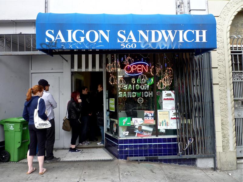 Saigon Sandwiches-San Francisco