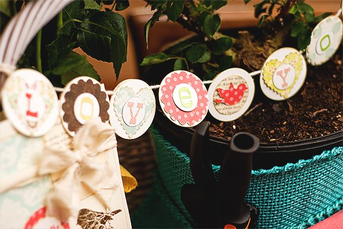 mother's day rose basket garland for blog