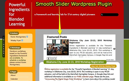 Smooth Slider WordPress Plugin