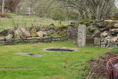 Well at back of Menzies Castle