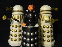 Dapol Davros & Imperial Daleks (Police-Box-Traveller) Tags: sea ice tom jon baker sylvester time action who dr ace 4th lord doctor captain devil warrior warriors 7th figures 3rd lords cybermen daleks mccoy pertwee dapol sontaran sontarans silurians
