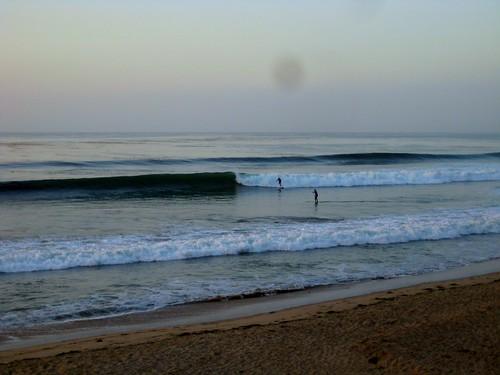Thursday surf