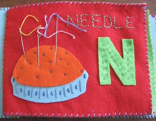 Page 7 - N for Needle