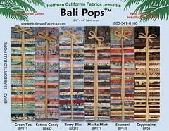 BPA2 Bali Pop Assortment Sept