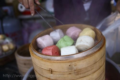 Yangmingshan mantou
