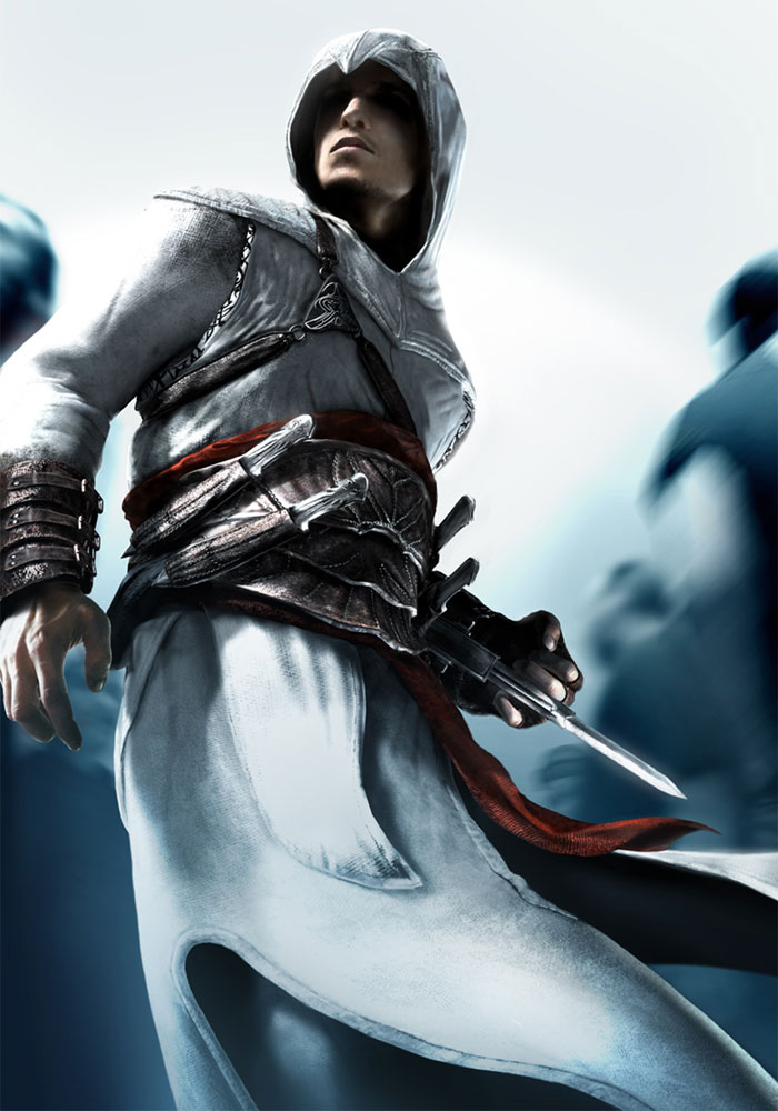 assassins creed altair ibn - photo #1