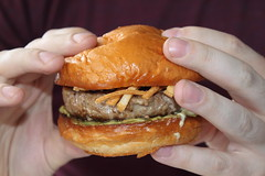Umami Carnitas Burger