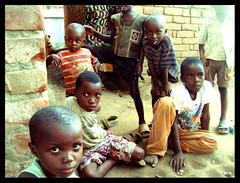 Kinder in Marangu