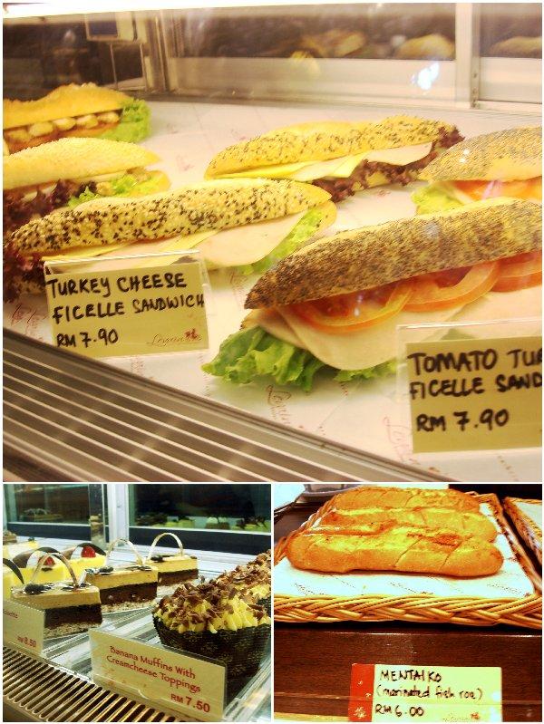 Levain Boulangerie sandwiches