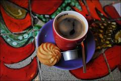 Kopje koffie bij 'De Taart van m'n Tante'