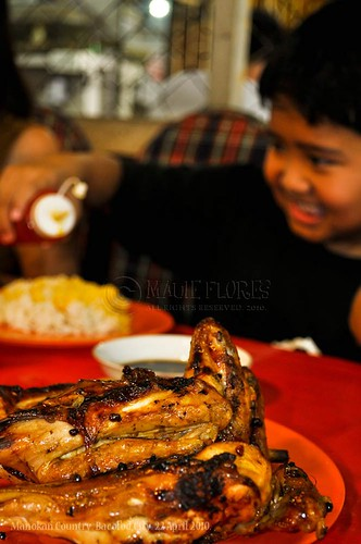Chicken Inasal @ Manokan Country