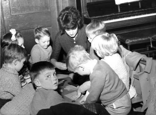 Cardonald Church Sunday School 1960s