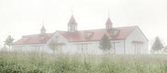 Barn in the Fog 8570_1_2