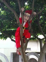 呃……可怕的聖誕老公公…