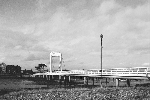 Forton Lake Bridge