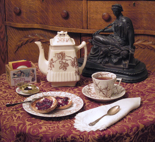 Queen Victoria's Birthday Tea