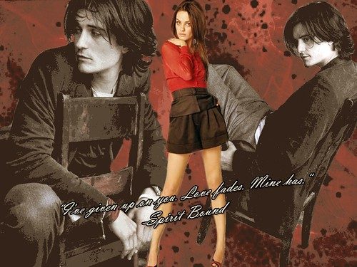 Rose and Dimitri-Love fades