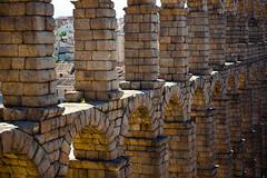 Castilla y León (Segovia)-28 (ЈΘŠΞПΔ72 ) Tags: españa spain arquitectura viajes segovia acueducto castillayleòn