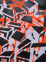 NEON FAVELA ORANGE (art.believe) Tags: