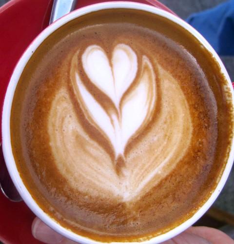 Makeda Coffee - Latte Art