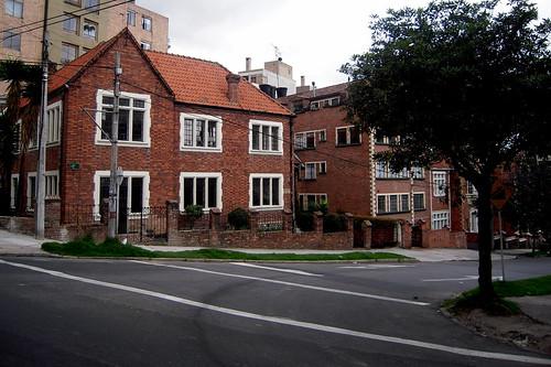 Bogotá Brick Homes