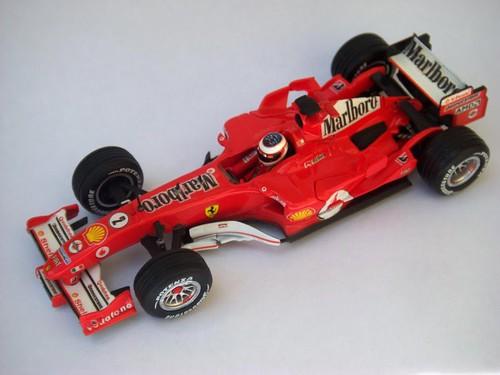 2005 Ferrari F2005. 2005 - Ferrari F2005 - Rubens