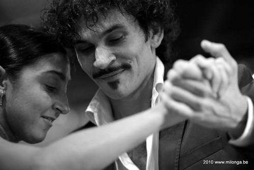Bruno & Mariangeles @ Tangueria
