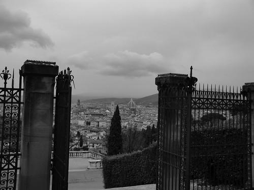 Firenze - Vista da San Miniato