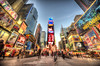 World Renowned (Tony Shi Photos) Tags: new york ny square photo times hdr nuevayork 纽约 tsq 紐約 نيويورك nikond700 ньюйорк 뉴욕주 tonyshi ניויאָרק