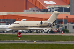 N609TS - 5309 - Private - Canadair CL-600-2B16 Challenger 604 - Luton - 100414 - Steven Gray - IMG_9876