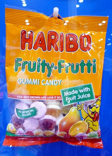 Haribo Fruity Frutti