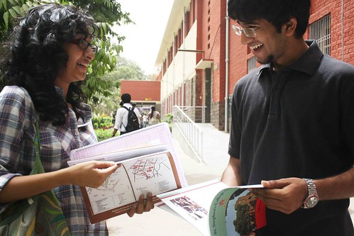 City Life – Admission Season, Delhi University