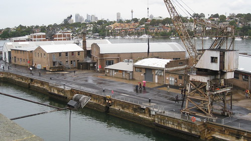 Cockatoo Island
