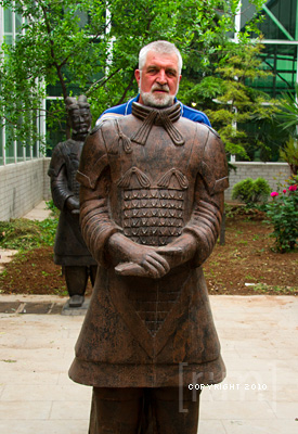 Reproduction Terracotta Warrior Factory