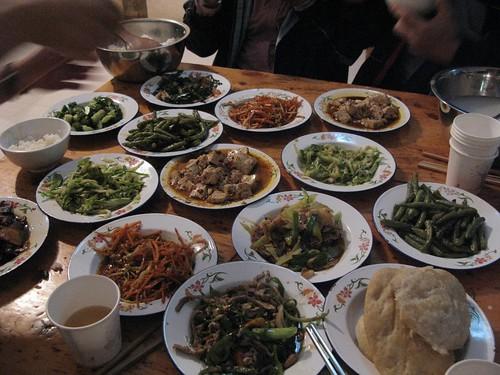 【稻城亞丁】住在丹巴中路藏寨