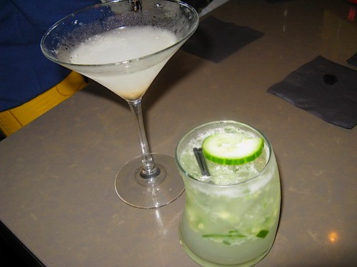 gyenari cocktails