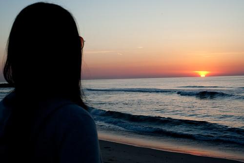 Beach x Sunrise